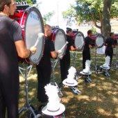so much drumline!